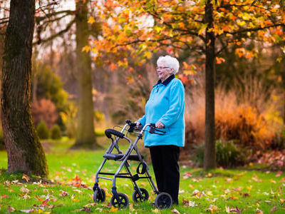 Rollator....der sichere Begleiter für ihre Mobilität. Er unterstützt Sie sowohl im Haus als auch bei Ihren Spaziergängen und Einkäufen.